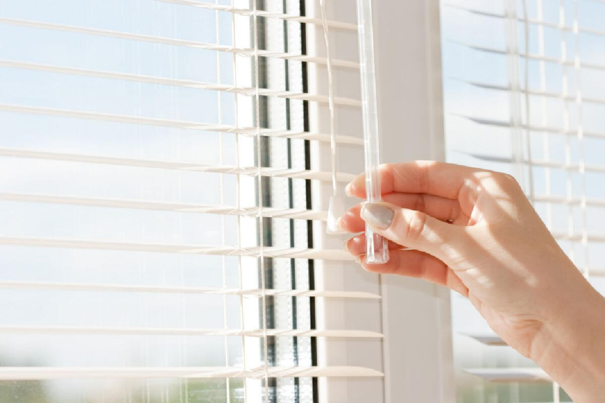 uPVC Window Blinds North Yorkshire